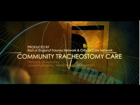 'Community Tracheostomy Care'
