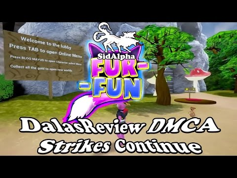 DalasReview DMCA Strikes continue - A SidAlpha Discussion