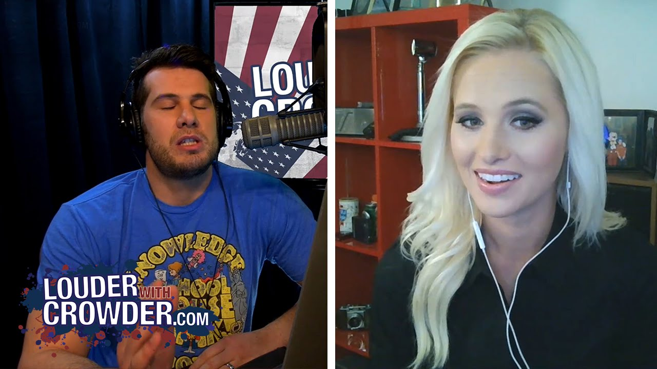 Tomi Lahren Describes Her Perfect Man   Louder With Crowder