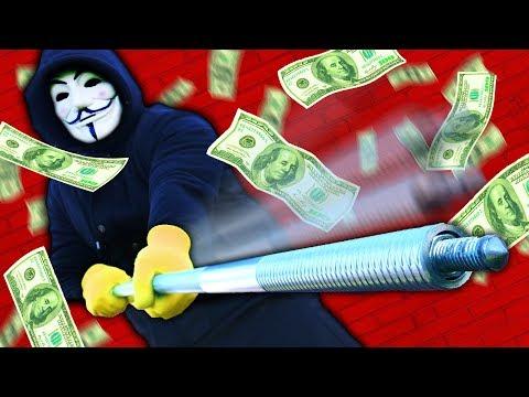 CWC DESTROYER HACKER GADGET - Project Zorgo vs Fruit Ninja WINS $10,000