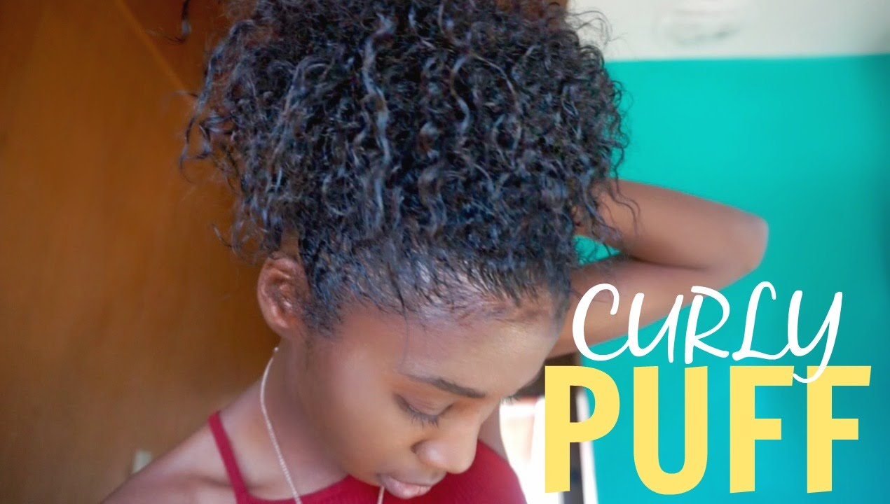 how to make natural hair curly
