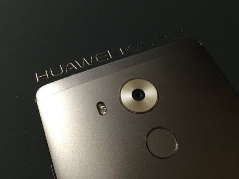 Huawei Mate 8 после 3х месяцев использования