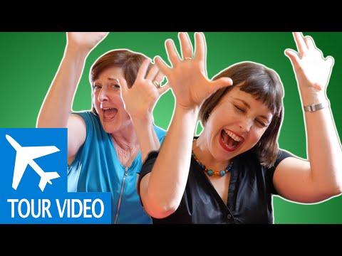 Dr. Knickerbocker - Nursery Rhyme -  Kids Songs - Alina Celeste and Susan Salidor
