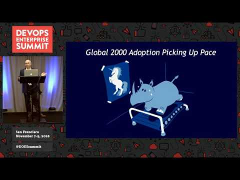 DOES16 San Francisco - The Future of DevOps in the Enterprise: Trends & Predictions
