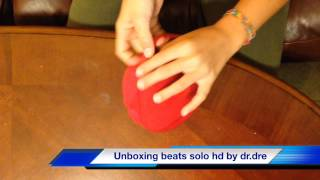Video Beats Solo HD by Dr.Dre Rosso Unboxing (ITA) download MP3, 3GP, MP4, WEBM, AVI, FLV Juli 2018
