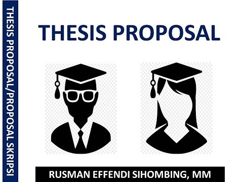 Example Of THESIS PROPOSAL Presentation In Powerpoint Slide Ppt
