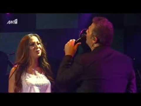 """Η Η Μελίνα Ασλανίδου και ο Αντώνης Ρέμος στο """"Thalassa People Stage"""""""