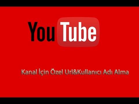 Youtube Kullanıcı Adı & Özel Url Alma