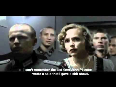 Hitler rants about Dream Theater (Hitler Parody)