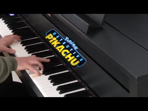 Kygo, Rita Ora - Carry On (Piano Cover) Pokémon Detective Pikachu