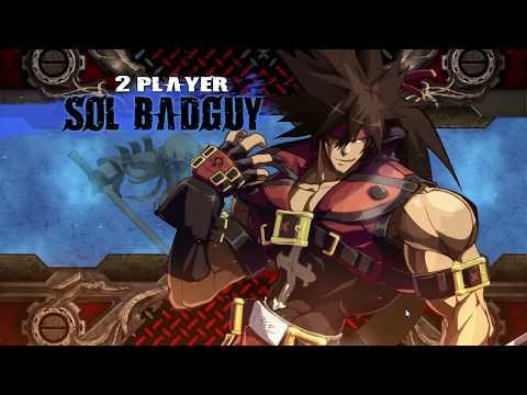 GUILTY GEAR Xrd REV2  BlackSnake(Venom) Vs. JuicyG(Sol) Match 1