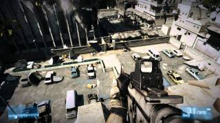 Battlefield 3 PC - Primeros 30 minutos de gameplay - voces y textos en español - ULTRA - HD