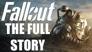 Fallout Full Story - Before You Play Fallout 76