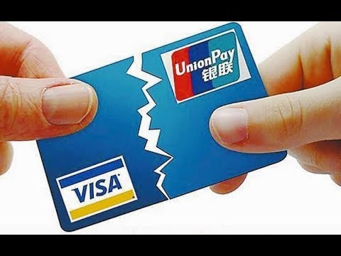 Unionpay Vs Visa Debit Card | Comparison Between Unionpay And Visa ATM Card.