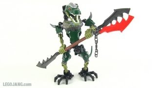 Lego Chima - Chi Cragger Review! Large Action Figure 70203