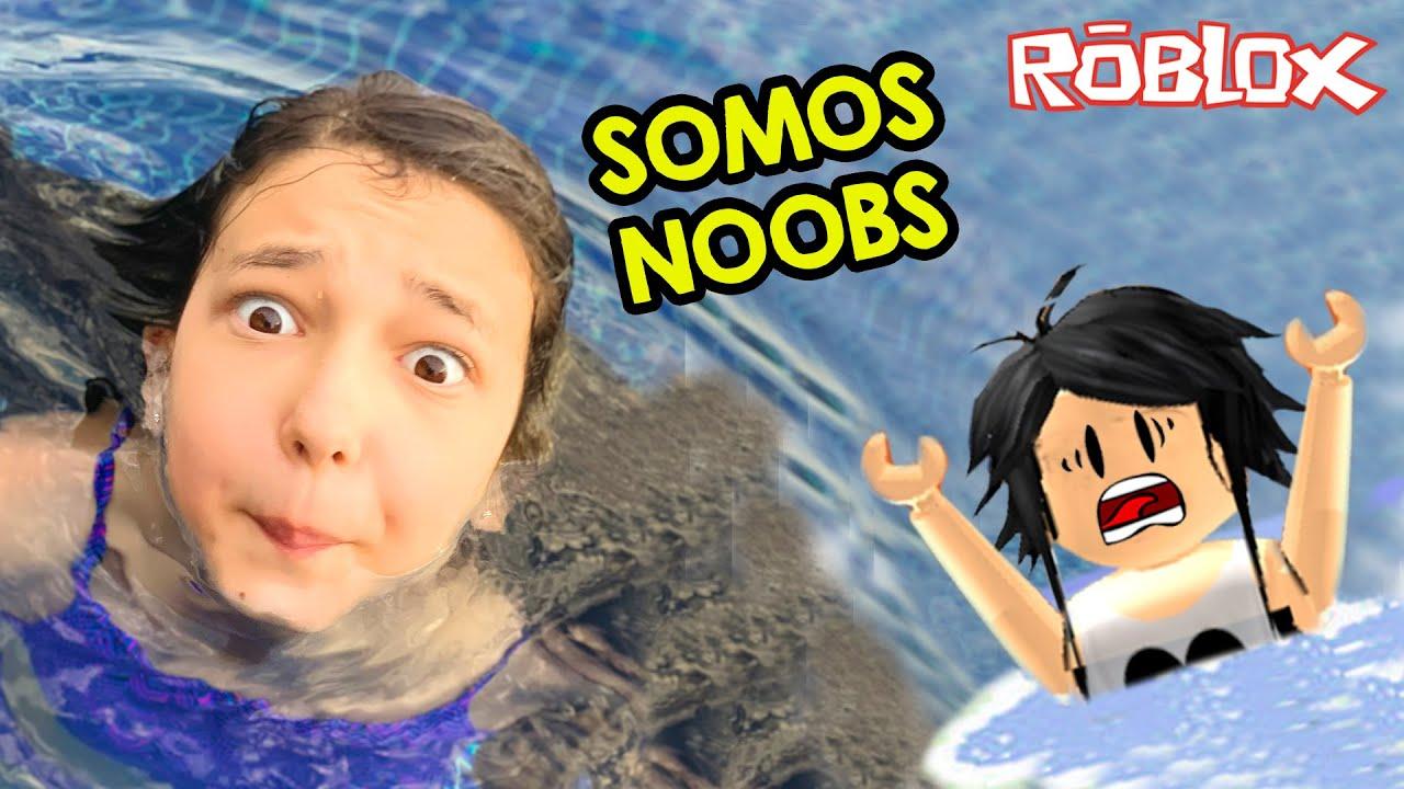 Roblox - MUNDO ALAGADO DAS NOOBS (Flood Escape) | Luluca Games