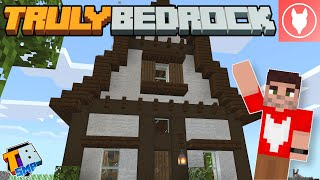 Truly Bedrock SMP - S2 : E1 - Making a Starter House!