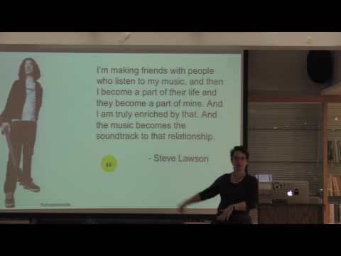 Rebele Symposium — Making Media Work : Music, Books and Journalism in the Digital