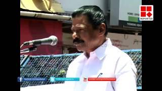 Gambar cover M V  Govindan master speech
