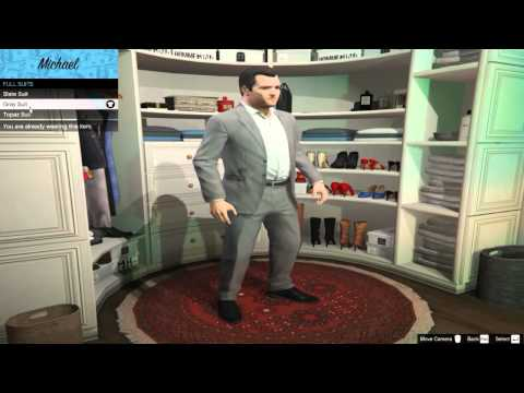 gta 5 pc lester mission smart outfit smart clothes youtube. Black Bedroom Furniture Sets. Home Design Ideas