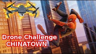 Spider-Man - Drone Challenge (Chinatown) Gold Medal: 43869 Points