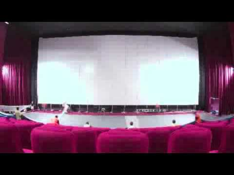 Largest silver screen in Australia and the Southern Hemisphere