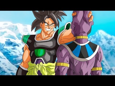 BROLY Derrota o BILLS Em novo FILME - Dragon Ball Super