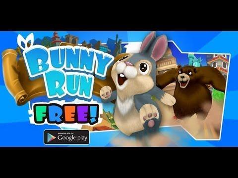 Android Bunny Run