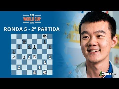 Ding Liren ¿el próximo retador de Magnus Carlsen? | Copa del Mundo de Ajedrez