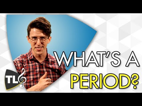 What is a Musical Period? | Forms 101