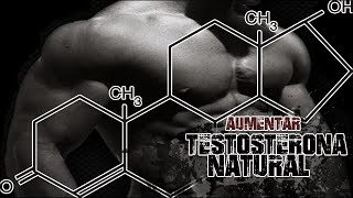 Aumentar testosterona natural