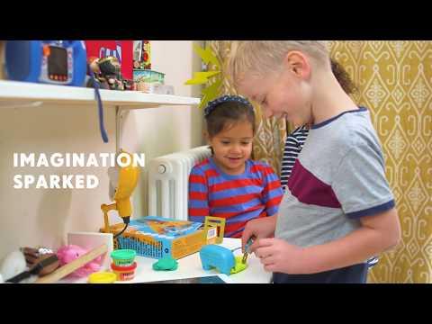 Techno Sounds Kit: Invent a Dough Instrument