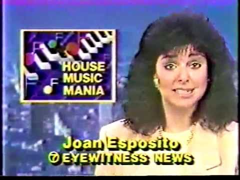 House Music Makes The News For The First Time In Chicago (1986)