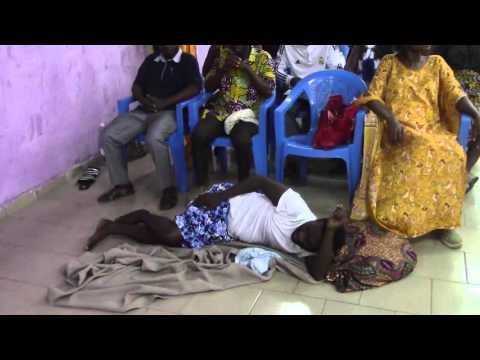 PROPHETE HOLY DAVID Abidjan: MERCREDI  17 FEVRIER 2016 DU SEMINAIRE