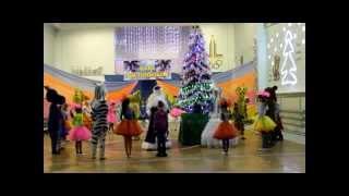 Новогоднее представление для детей.