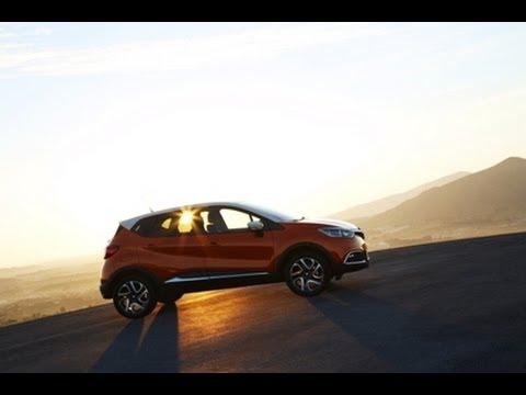 Renault Captur - Un crossover au caractère séducteur // A genuine & seductive crossover