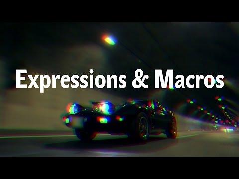 Blackmagic Fusion Tutorial - Expressions & Macros