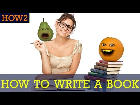HOW2: How to Write a Book!