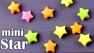 Easy DIY ⭐️ Origami Lucky Star