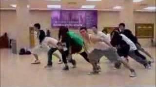 Timbaland - Bounce Choreography
