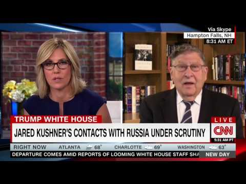 Former WH Chief Of Staff Sununu Presses CNN's Camerota About Irresponsible Coverage Of Trump Admin