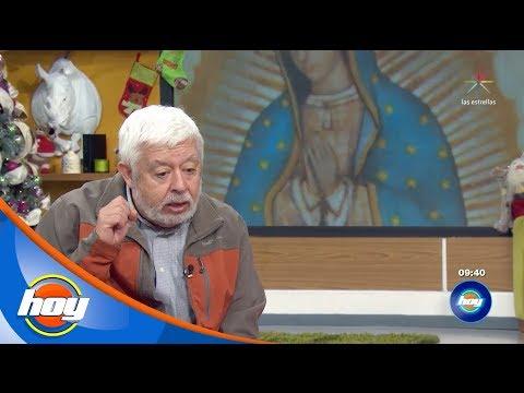 Jaime Maussan revela su encuentro con la Virgen de Guadalupe | Hoy