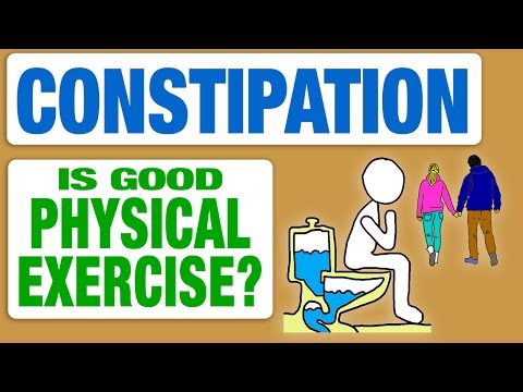 Constipation, is good Physical Exercise?