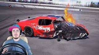 дИКОЕ ДЕРБИ - РАЗБИЛ ВСЕ МАШИНЫ в Next Car Game: Wreckfest