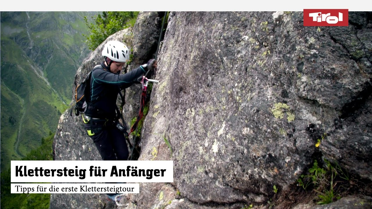 Klettersteig Bavaria : Klettersteig für anfänger tipps deine erste klettersteigtour
