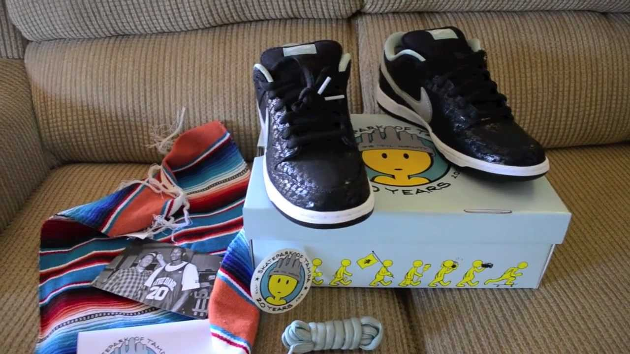 on sale 155e3 01fc6 Nike - SPoT x Lance Mountain 20 Years Anniversary Dunk Low Review Pick Up