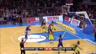 Maç Özeti |  Anadolu Efes - Fenerbahçe