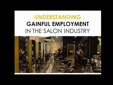 Gainful Employment SSBC 1