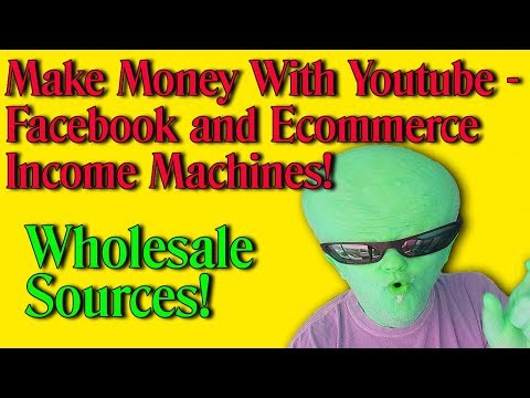 Make Money With Youtube Ads Facebook Ads and Ecommerce