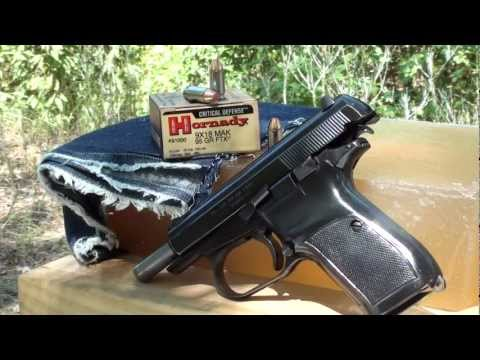 Makarov penetration 9mm